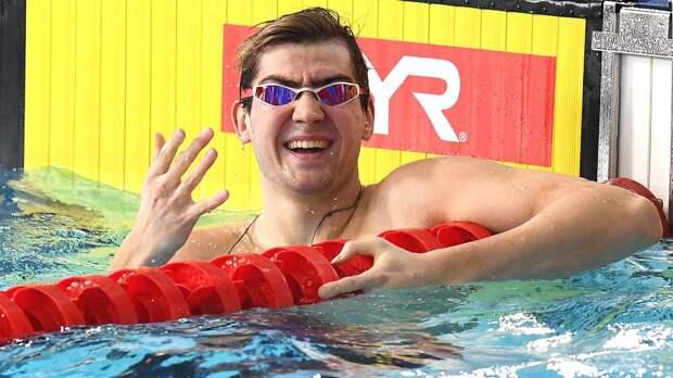 Русский пловец Колесников бьет свои же мировые рекорды на ЧЕ. Ему помогает отказ от сладкого, газировки и фастфуда