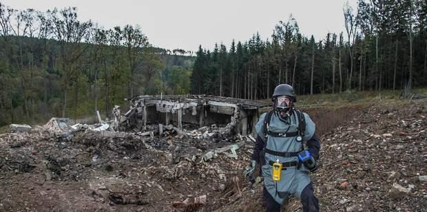 Российские политики комментируют заявление Земана о взрывах во Врбетице