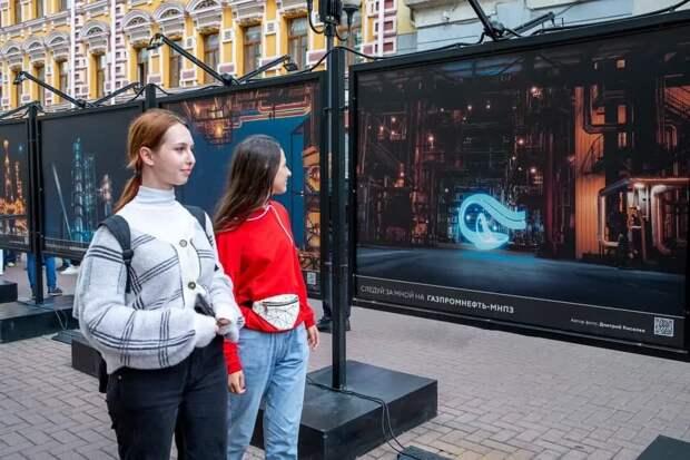 В Москве открылась выставка о столичной промышленности. Автор фото Татьяна Мастерова