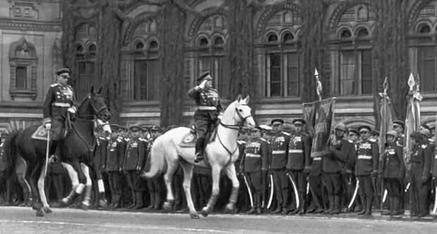 Первый Парад Победы в Москве — 10 фактов