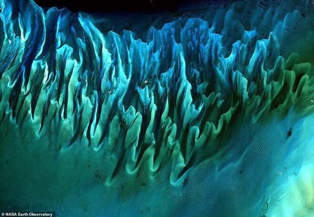 32 потрясающие фотографии Земли из космоса