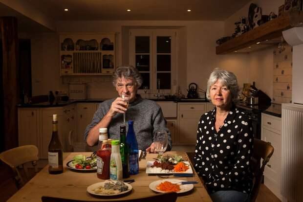 Как выглядит ужин в 25 разных американских семьях