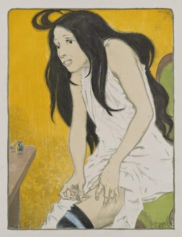 Темная сторона жизни французской богемы на рубеже веков: «Чай и морфий: женщины в Париже, 1880 – 1914»