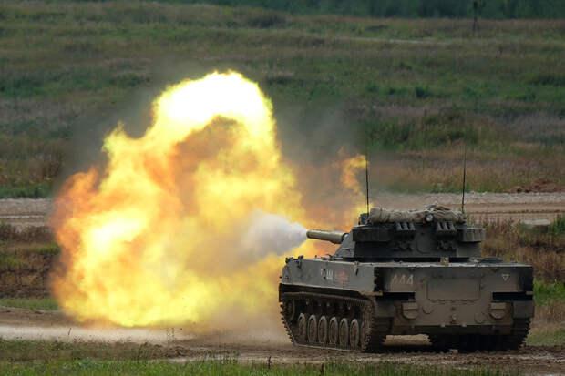 """Конкурент """"Спрута"""": в Индии задумались о создании нового легкого танка"""