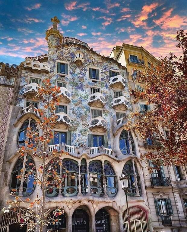 Центр Барселоны, Испания Instagram, СССР, достопримечательности, москва, стамбул, сша, универсал, фотография