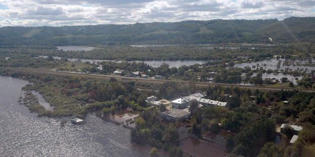 Паводок отступает: из двух сел на Чукотке полностью ушла вода