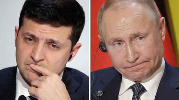 В офисе Зеленского рассказали о согласовании встречи с Путиным