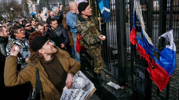 Украина как анти-Россия: о ползучем геноциде русского народа