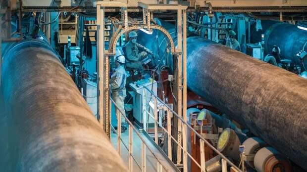 """Энергетик назвал самый реалистичный сценарий поступления водорода в ЕС по """"СП-2"""""""