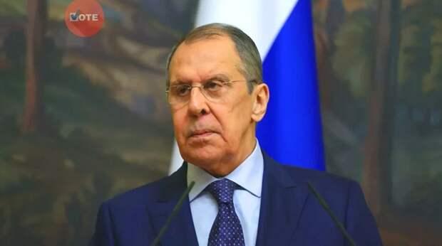 Глава МИД РФ, Лавров, сказал: «Если они этого хотят, этому быть»