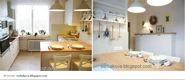 Прованс на кухне в России