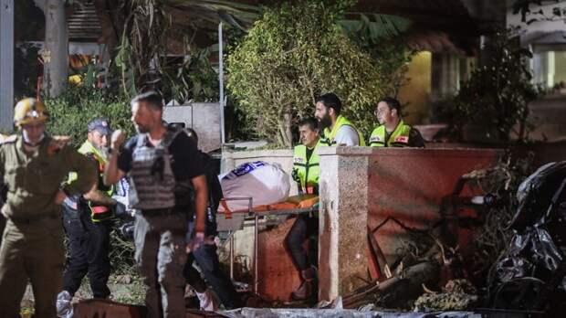 Военные Израиля заявили о новой атаке на сектор Газа