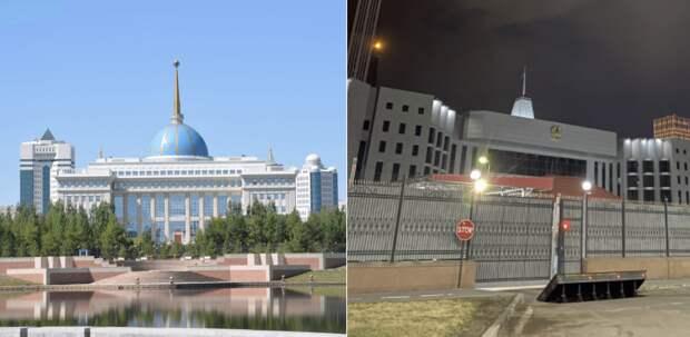 Появилось сообщение о найденных кадрах Акорды и КНБ в квадрокоптере гражданина Китая