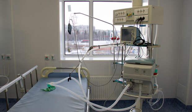 В Карелии растет количество госпитализированных с внебольничной пневмонией