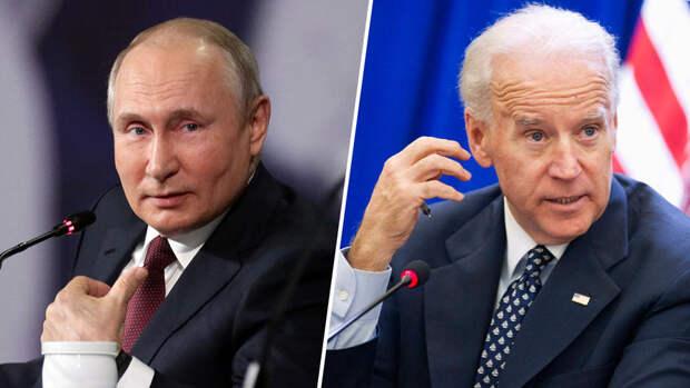 """Украинские СМИ: встреча Путина и Байдена может стать """"страшным сном"""" для Украины"""