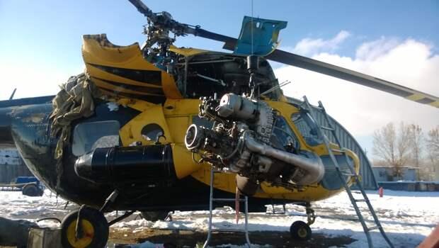 Вертолет Ми-2 – машина-долгожитель и труженик
