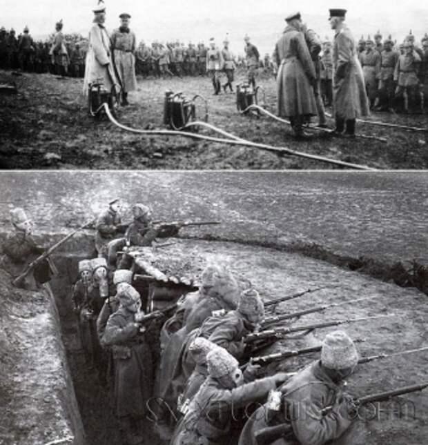 Атака мертвецов (Русские не сдаются)