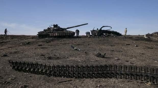 Times: Россия готовится к войне с Западом, тренируясь на Украине