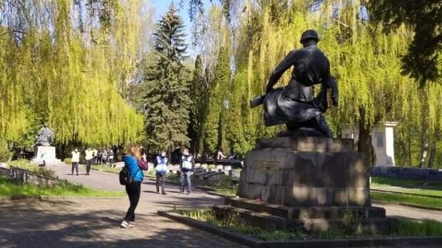 """В Киеве составили протокол на """"зигующего"""" ветеранам подростка"""