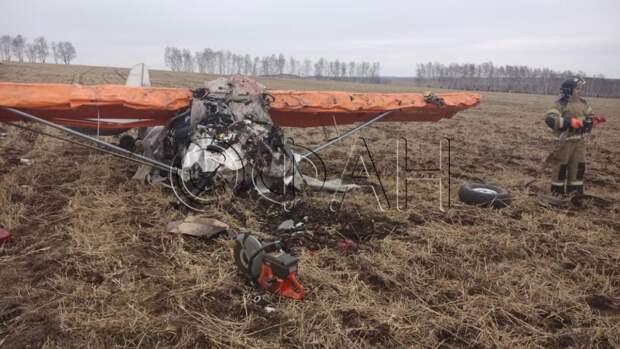 Следствие проверит все самолеты, сконструированные погибшими в Иркутской области пилотами