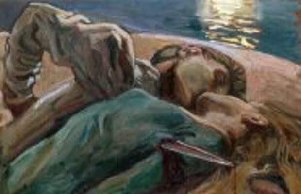 Art: Какие тайные смыслы хранят полотна финского живописца Галлен-Каллела