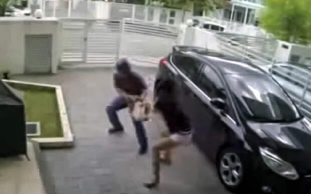Грабители на колесах: что пошло не так?