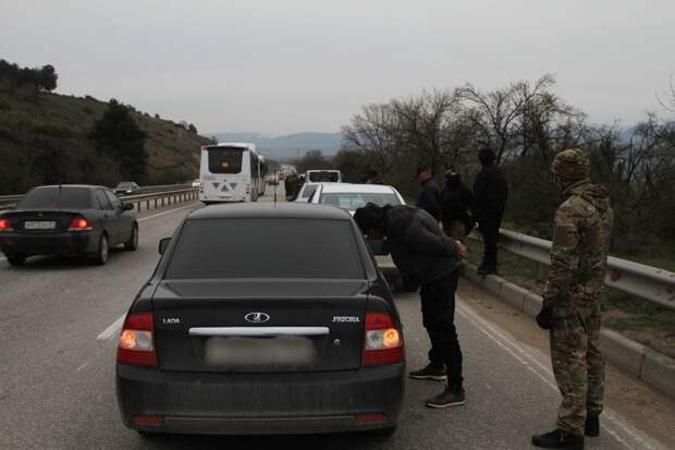 Дерзкое похищение человека для получения выкупа провели в Севастополе