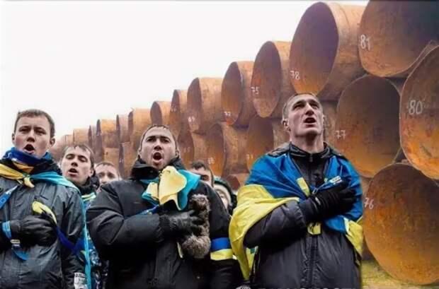 «Доворовались» – Украина сама себя лишила инструментов «торга» за транзитную трубу