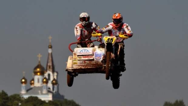 Пятикратный чемпион России по мотокроссу погиб на тренировке