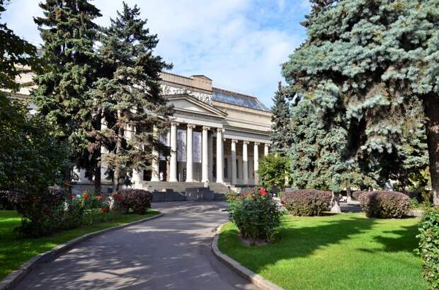 Выставка «Сиена на заре Ренессанса» откроется в музее имени Пушкина