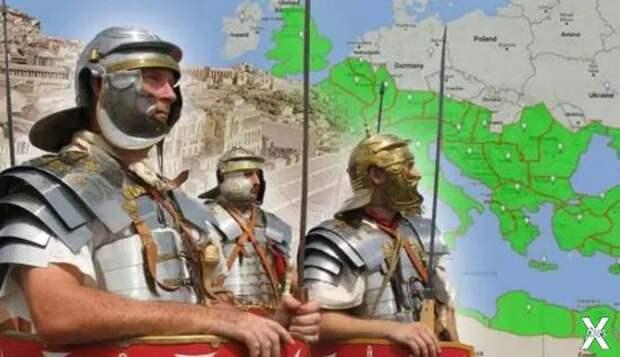 Западная Римская империя