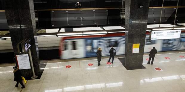 На станции метро «Медведково» восстановили движение поездов