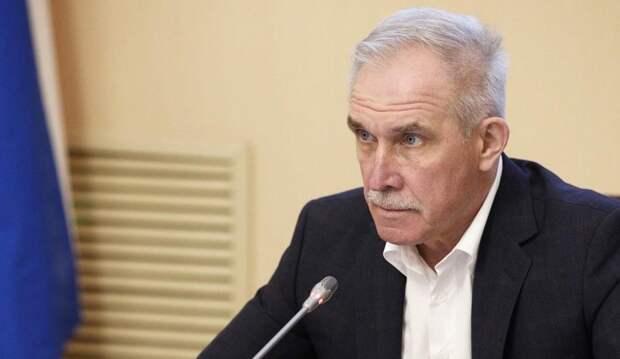 В Ульяновской области подал в отставку губернатор