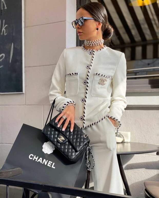 Стиль Коко Шанель 2021: изысканные и женственные образы