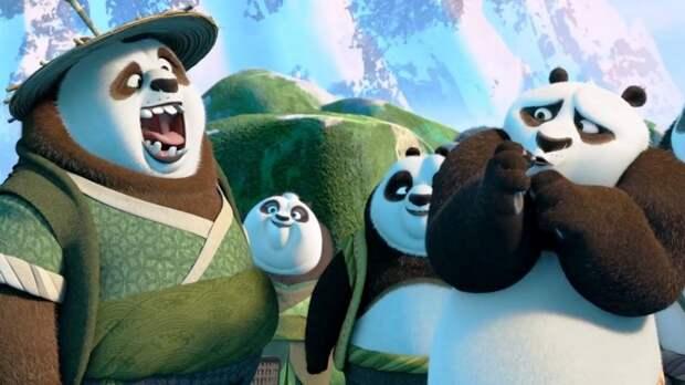 «Кунг-фу Панда 3»: Черный пояс по еде