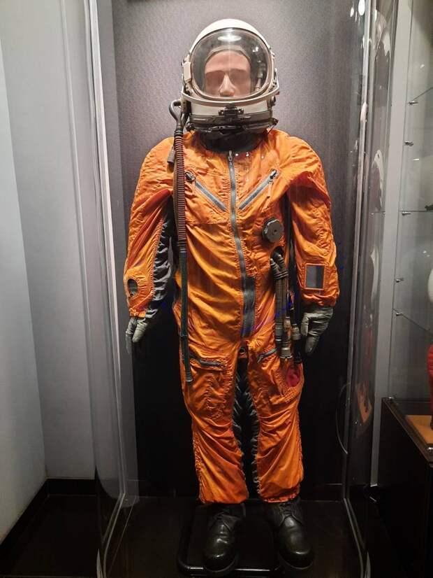 Авиационный скафандр «Сокол»: создавался для самолетов, стал «космонавтом»