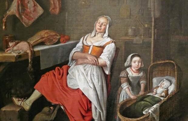 Дамы в белоснежных воротниках: Как голландки вели хозяйство во времена Рембрандта