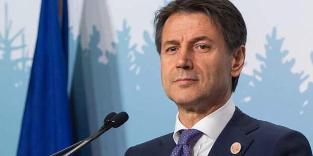 Премьер-министр Италии решил уйти