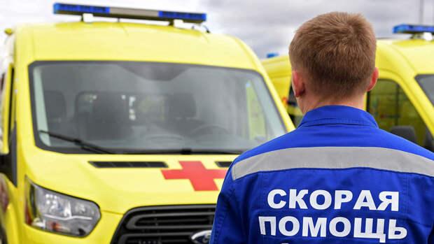 В Новокузнецке 11 школьников попали в больницу из-за распыления неизвестного вещества в школе