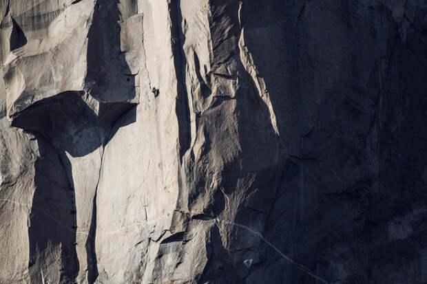 США. Национальный парк Йосемити, Калифорния. Гора Эль-Капитан. (koeb)