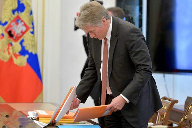 В Кремле оценили сбои при борьбе с COVID в регионах