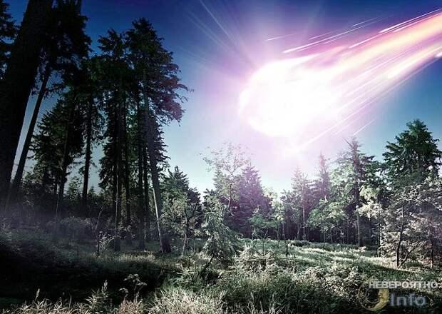 Тунгусский феномен не был метеоритом