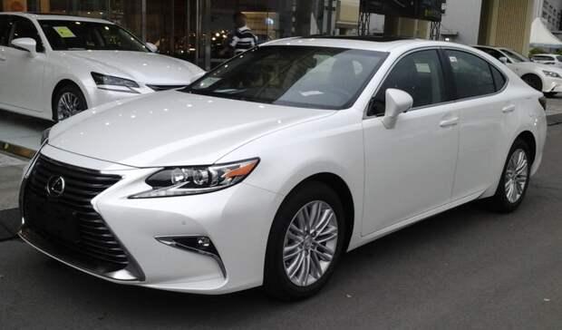 Стартовали продажи Lexus LSвРоссии