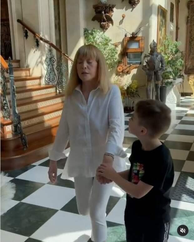 Сын Пугачёвой прогулял школу и приготовил матери сюрприз