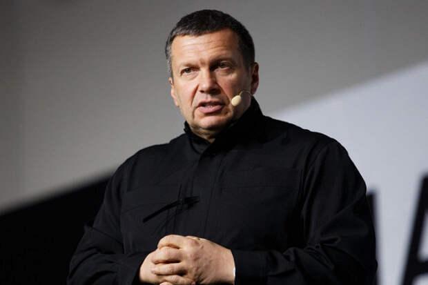 Соловьев назвал Шнурова слабаком завопрос президенту омате. «БылШнуровым, апревратился вшнурок»