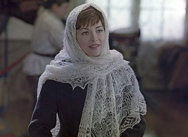 Барбара Брыльска в роли Мари Урбах в фильме *Города и годы*, 1973 | Фото: dubikvit.livejournal.com