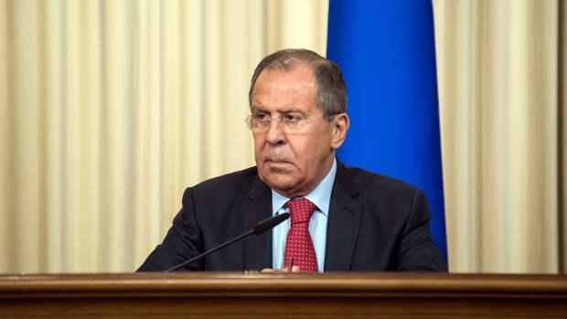 Лавров: США должны на деле доказать готовность к нормализации отношений с Россией