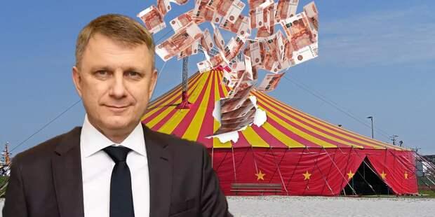 «Циркач» Шемякин затмил всех