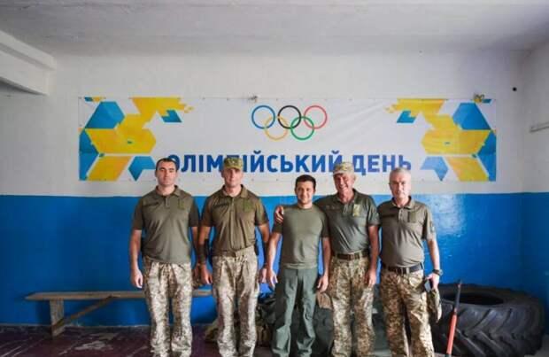 Зеленский назвал готовящую встречу в нормандском формате «началом свободы Донбасса»