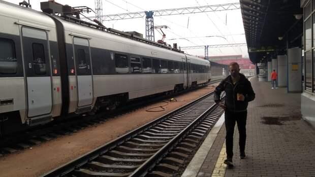 «Укрзализныця» оказалась в центре скандала из-за прорыва трубы в одесском поезде